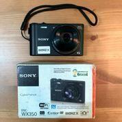 Sony DSC - WX350