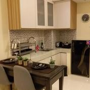 Apartemen Puncak Bukit Golf PBG 2BR Furnished Baru Tower B Double View