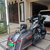 Harley Davidson Streat Glide 2015