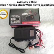 Cas Aki Mobil Atau Motor 12 Volt 20 Ampere