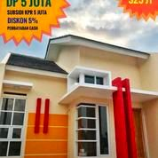 Rumah Baru Unit Terbatas DP 5 Juta Komplek Bentang Padalarang