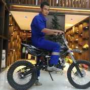 Motor Trail 110cc Khusus Dewasa Garansi Service
