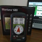 GPS Garmin Montana 680 Murah | Makassar