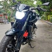Yamaha MT25 2016
