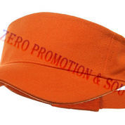 Souvenir Topi Golf Visor Custom - Promosi Usaha Termurah