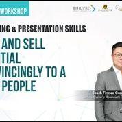 Workshop Public Speaking & Presentation Skills