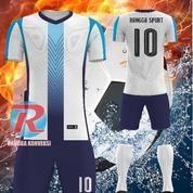 Jersey Futsal Custom Sublim Murah