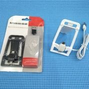 Holder Data Cable Multi Stand Kabel Data 2in1 (V8 Dan 5G)