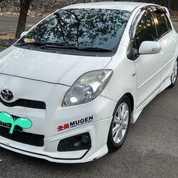 Toyota Yaris TRD Sportivo 2012 Makasar