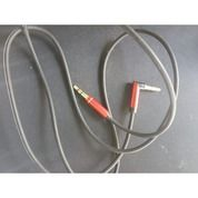 Kabel Aux Audio Merk Kin 1100mm 1 Meter
