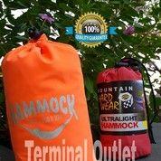 Paket Hammock + Hammock Tebal