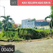 Kavling Kelapa Nias Raya Kelapa Gading, Jakarta Utara