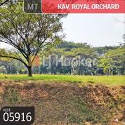 Kavling Jarang Ada Royal Orchard Barat Kelapa Gading, Jakarta Utara