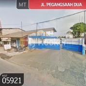 Tanah Komersil Jl. Pegangsaan Dua Kelapa Gading, Jakartan Utara