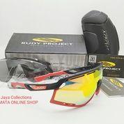 PROMO Sunglasses Kacamata Outdoor RD Project 3 Lensa