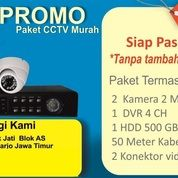 Paket Cctv Murah 2 Kamera SPC 2MP
