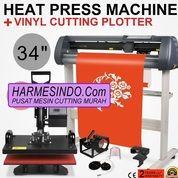 DISTRIBUTOR Mesin Printer Sticker PALU Alat Kating Vinyl Cating Stiker Polyflek TerMURAH