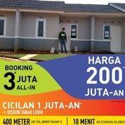 Strategis DP0% By CINNAMON HILLS Kota BOGOR KPR 1jtan