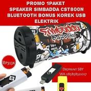 Speaker Simbadda Cst800n Bluetooth Hp