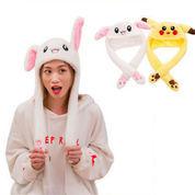 Bunny Hat Led Unicorn Murah