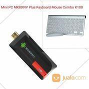 MINI PC MK809IV + KEYBOARD MOUSE COMBO