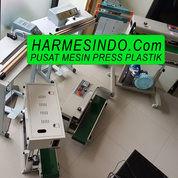 DISTRIBUTOR MESIN PRESS PLASTIK PALU Alat Pres Perekat Plastik Pembungkus Makanan Snack