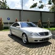S600L Executive 2002 MINT Condition Cbu Full Spec NO MALFUNCTION #W220
