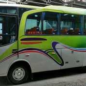 Bus Pariwisata (Medium 30seat) Tangan Ke-Dua