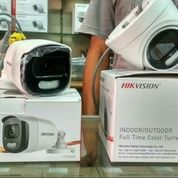 Hikvision Camera CCTV Recommend Night Full Time Color Di Sentul
