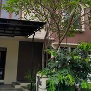 Rumah Antik Dalam Cluster Di Puri Bintaro