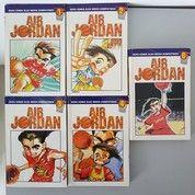 Komik Air Jordan Eks KOLPRI