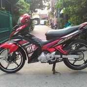 Yamaha MX 135 Cc Warna Merah Tahun 2013