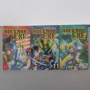 Komik Rockman EXE Eks KOLPRI