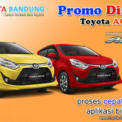 Promo Toyota Agya Terbaru