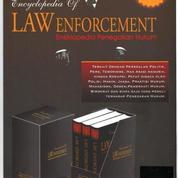TERMURAH BUKU HUKUM INTERNASIONAL ENCYCLOPEDIA OF LAW ENFORCEMENT