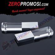 Souvenir Perusahaan - USB Flashdisk Acrylic Slim FDSPC30 - 16GB