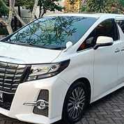 Toyota Alphard SC CBU Tahun 2015 Akhir Sangat Istimewa