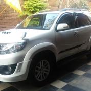 Toyota Fortuner VNT TRD AT 2013 Istimewa Full Original