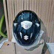 Helm Suzuki Baru Original