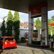 SPBU, Jl. Moh. Ramdhan Bandung