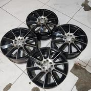 Velg Jf Luxury Black Polish R17