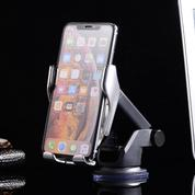 Car Wireless Charger Smart Sensor And GPS With Tripod