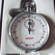 Mechanical Analog Stopwatch Marine
