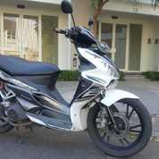 Sepeda Motor Skywave 2010 Surat-2 Lengkap Pajak Hidup
