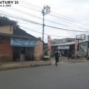 Lahan Di Jalan Raya Bogor Kramat Jati