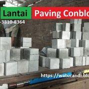 Paving Conblock Kobel Batu Alam Kotak Cube 10x10 Lantai Luar