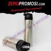 Barang Promosi Tumbler Cora - Souvenir Botol Minum 650ml