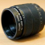 Lensa Fujian 35mm F1.8 Untuk Kamera Mirrorless MFT / M43