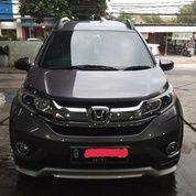 Honda BRV E-CVT Prestige 2016 AT / Abu Abu