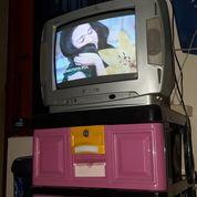 TV Akira 14 Inc Secon ,Masih Ada Remot,,